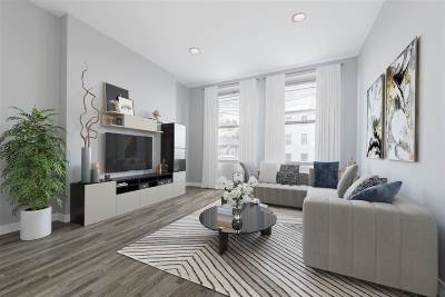 Jersey City Condo/Townhouse For Sale: 57 St Pauls Ave #2