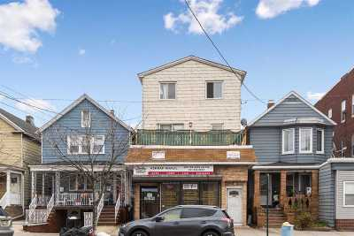 Bayonne Multi Family Home For Sale: 686 Kennedy Blvd