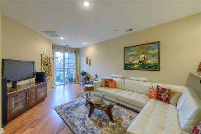 Jersey City Condo/Townhouse For Sale: 443 2nd St #317