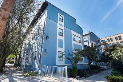Hoboken Condo/Townhouse Active Rental: 82 Jackson St #A2