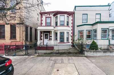 Jersey City Multi Family Home For Sale: 19 Leonard St