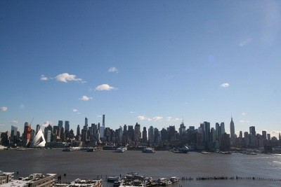 Weehawken Condo/Townhouse For Sale: 845 Blvd East #5B