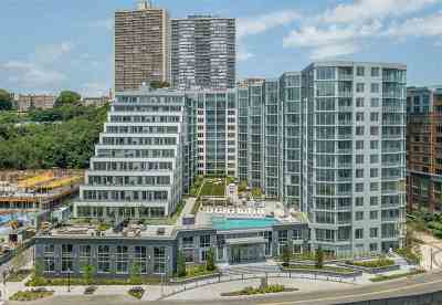 West New York Condo/Townhouse For Sale: 9 Avenue At Port Imperial #709