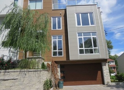 Edgewater Condo/Townhouse For Sale: 17 Arlington Terrace #B