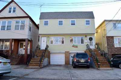 Bayonne Single Family Home For Sale: 60 Lord Ave