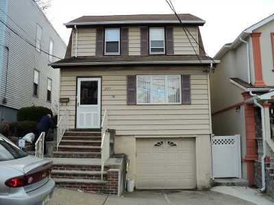 North Bergen Single Family Home For Sale: 1517 89th St