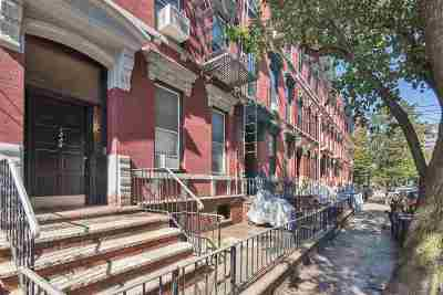 Hoboken Condo/Townhouse For Sale: 1228 Park Ave #B