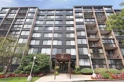 North Bergen Condo/Townhouse For Sale: 9060 Palisade Ave #722