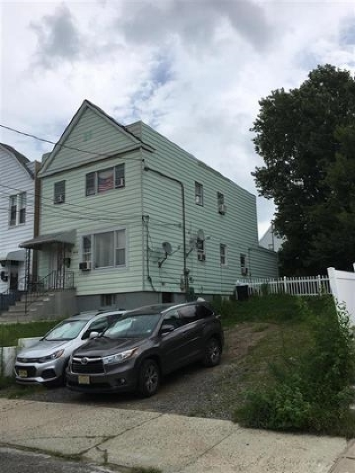 North Bergen Multi Family Home For Sale: 9112 Newkirk Ave