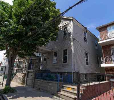Jersey City Multi Family Home For Sale: 82 Neptune Ave
