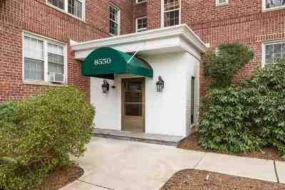 North Bergen Condo/Townhouse For Sale: 8550 Blvd East #2G