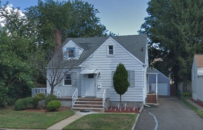Hackensack Single Family Home For Sale: 378 Kaplan Ave