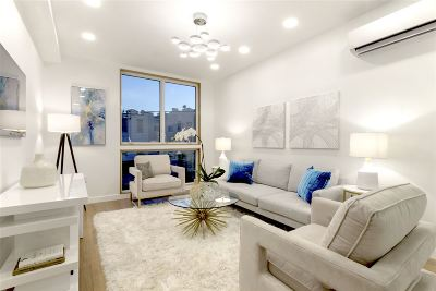Jersey City Single Family Home For Sale: 342 5th St