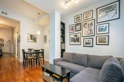 Jersey City Condo/Townhouse For Sale: 187 Wayne St #106C