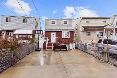 Jersey City Single Family Home For Sale: 35 Suburbia Ct