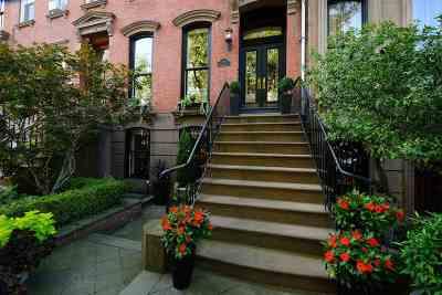 Hoboken Single Family Home For Sale: 630 Hudson St