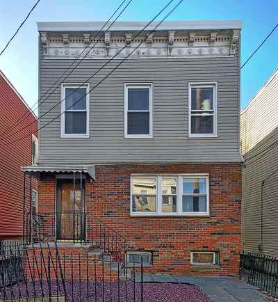 Jersey City Single Family Home For Sale: 301 Claremont Ave