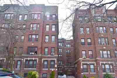 Jersey City Condo/Townhouse For Sale: 277 Harrison Ave #E3