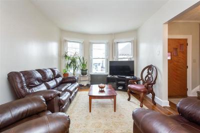 Bayonne Single Family Home For Sale: 1070 Avenue C