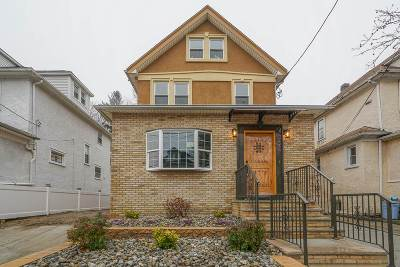 North Bergen Single Family Home For Sale: 421 78th St