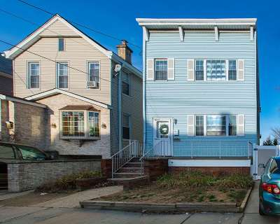 Bayonne Multi Family Home For Sale: 13 East 52nd St