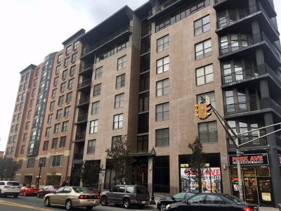 Union City Condo/Townhouse For Sale: 4315 Park Ave #5E