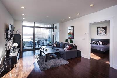 North Bergen Condo/Townhouse For Sale: 8125 River Rd #2B