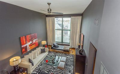 Weehawken Condo/Townhouse For Sale: 518 Gregory Ave #A318