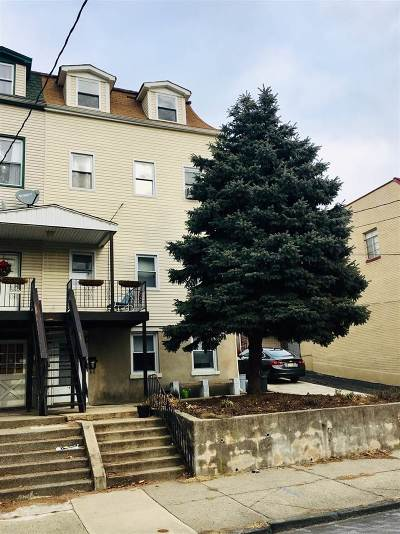 Jersey City Single Family Home For Sale: 14 Henry St
