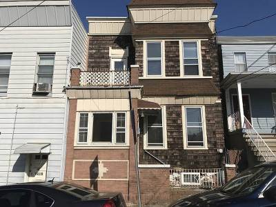 North Bergen Single Family Home For Sale: 1416 11th St