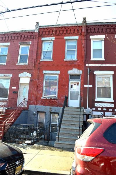 Jersey City Single Family Home For Sale: 57 Union St