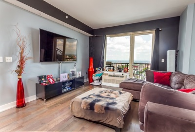 Union City Condo/Townhouse For Sale: 3312 Hudson Ave #11A