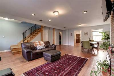 Jersey City Single Family Home For Sale: 11 Hopkins Ave