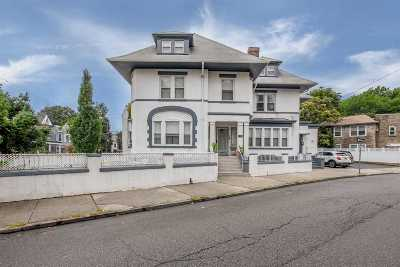 Jersey City Multi Family Home For Sale: 118 Sherman Pl