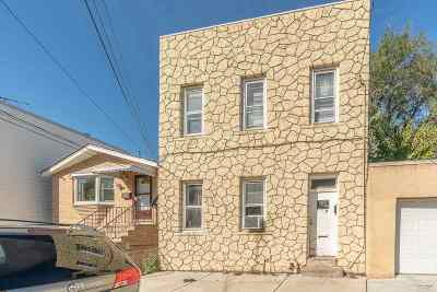 North Bergen Multi Family Home For Sale: 4705 Meadowview Ave