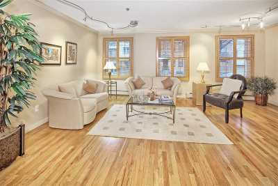 Hoboken Condo/Townhouse For Sale: 609 Madison St #6A
