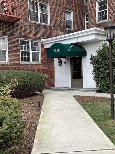 North Bergen Condo/Townhouse For Sale: 8350 Blvd East #1B
