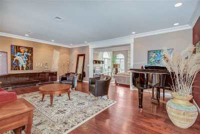 Fort Lee Single Family Home For Sale: 1010 Dearborn Rd