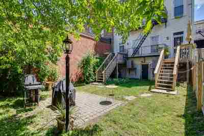 Hoboken Condo/Townhouse For Sale: 420 Monroe St #1R
