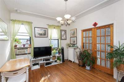 Jersey City Condo/Townhouse For Sale: 2672 Kennedy Blvd #504