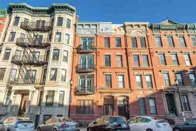Hoboken Condo/Townhouse For Sale: 1125 Washington St #1F