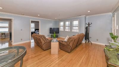 Bayonne Condo/Townhouse For Sale: 215 Prospect Ave #3