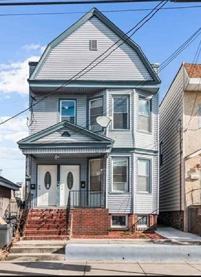 Jersey City Multi Family Home For Sale: 62 Gates Ave