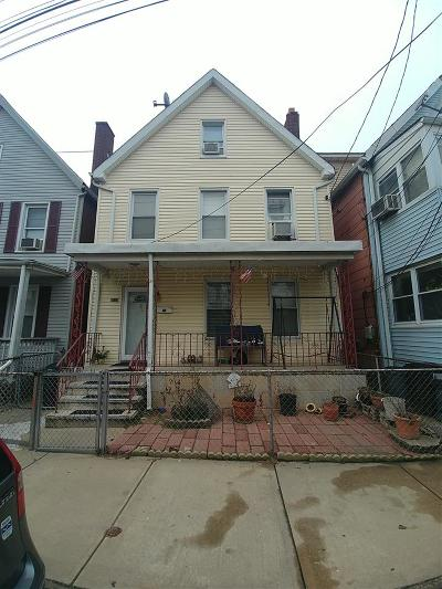 North Bergen Single Family Home For Sale: 5215 Liberty Ave
