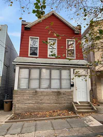 Jersey City Single Family Home For Sale: 130 Randolph Ave