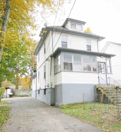 Englewood Multi Family Home For Sale: 220 3rd St