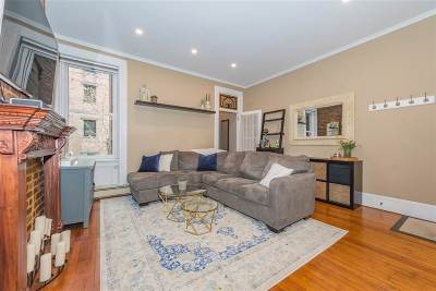 Hoboken Condo/Townhouse For Sale: 933 Willow Ave #2L/2B