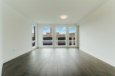 Jersey City Condo/Townhouse For Sale: 380 Newark Ave #607