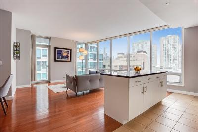 Jersey City Condo/Townhouse For Sale: 1 Shore Lane #908