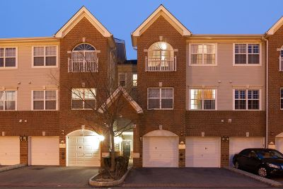 Jersey City Condo/Townhouse For Sale: 70 Lyon Ct #th